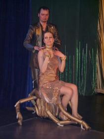 Эротические спектакли москва